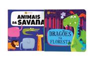 PUZZLE  GIGANTE – ANIMAIS DA SAVANA (30 pcs)