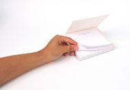 WRITE A MESSAGE