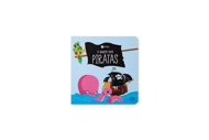 PUZZLE GIGANTE —O BARCO DOS PIRATAS (30  PCS)