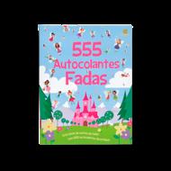555 AUTOCOLANTES - FADAS