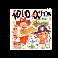 1000 OLHOS (RAPAZ)