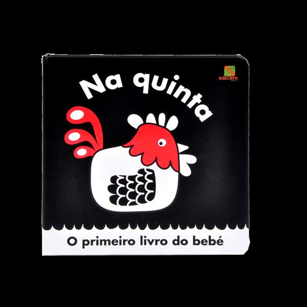 NA QUINTA (o primeiro livro do bebé)