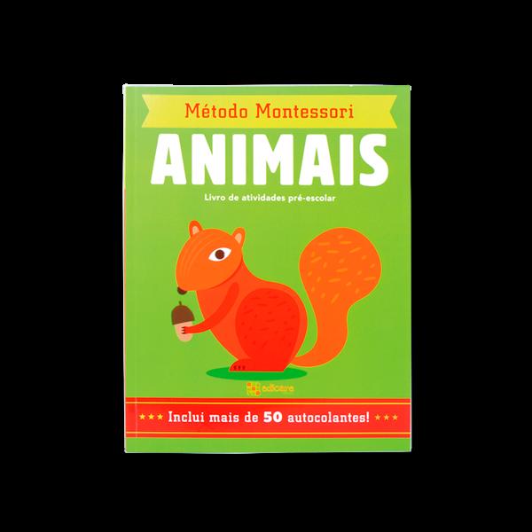 MÉTODO MONTESSORI — ANIMAIS