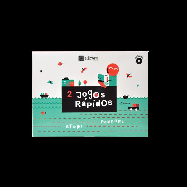 JOGOS RÁPIDOS - Vol. II