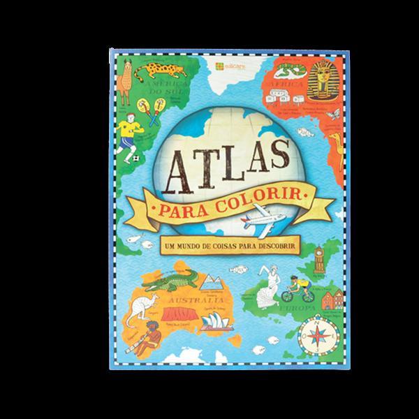 ATLAS PARA COLORIR