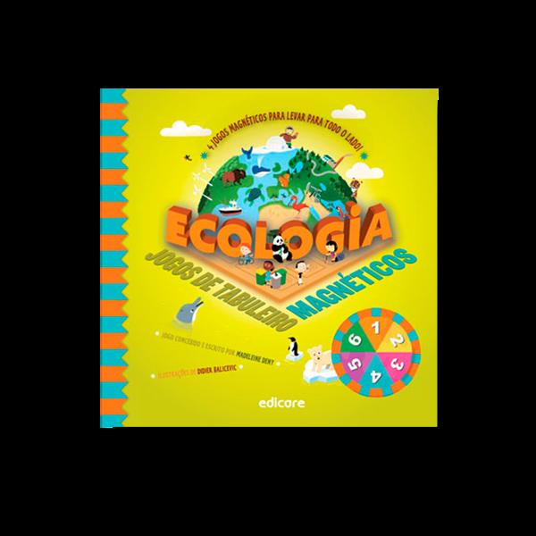 ECOLOGIA - (Jogos Magnéticos)