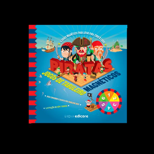 PIRATAS - (Jogos Magnéticos)
