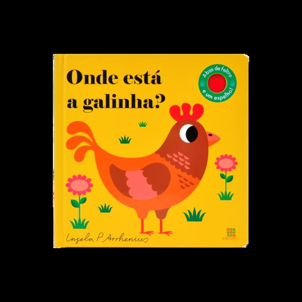 ONDE ESTÁ A GALINHA?