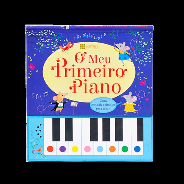 O MEU PRIMEIRO PIANO