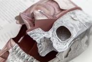 O Corpo Humano - um guia em pop-up sobre anatomia