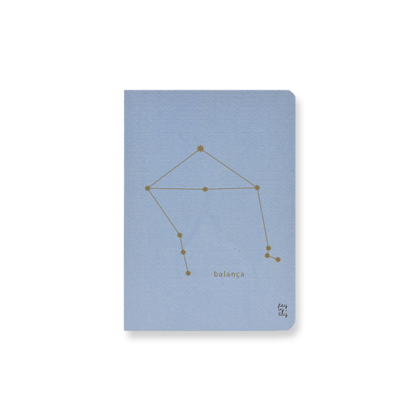 Caderno dos signos — Balança